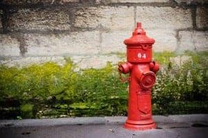 Hydrant.
