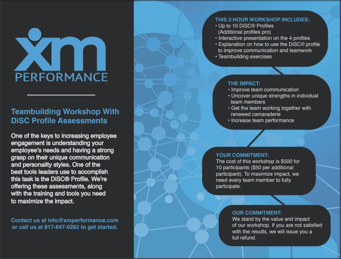 XMP Teambuilding Workshop
